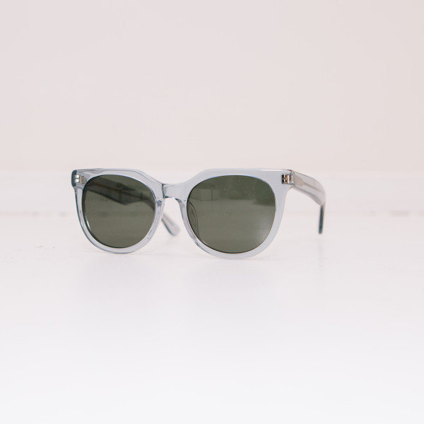 Han Kjobenhavn Paul Senior Sunglasses, Grey Transparent