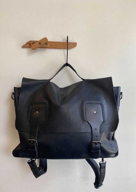 Elk Budal Messenger Bag - Black