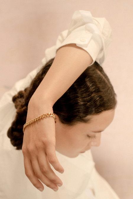 eyde bina chain bracelet
