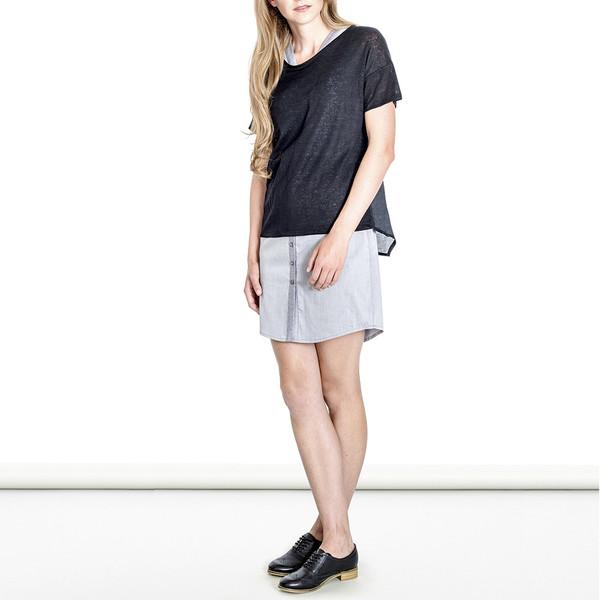 Josiane Perron CH01PE15 Black Top