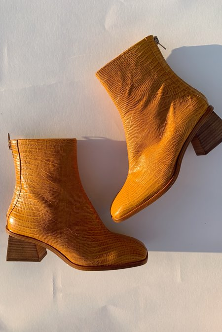 Paloma Wool Saturno Ankle Boot - Cognac