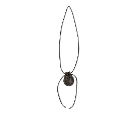 TUBICI Mykonos crystals mini bag - Black