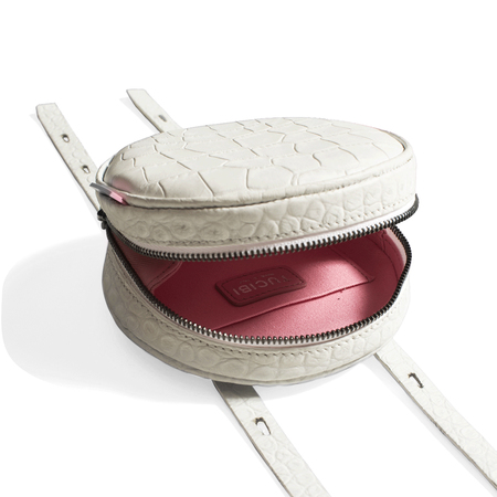 TUBICI Milano Bag - White