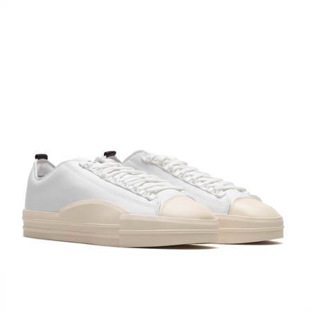 Y-3 Yuben Low Sneakers - White