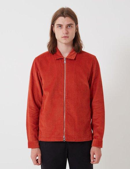Folk Clothing Signal Jacket - Brick Red