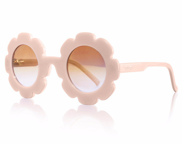 Sons + Daughters Pixie Sunglasses Sand Pearl