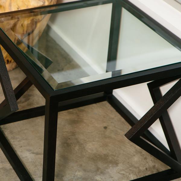 ALEX DREW & NO ONE Two Diamonds Table