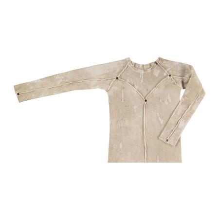 Versatil-e Riveted Yoke T-Shirt Ribbed
