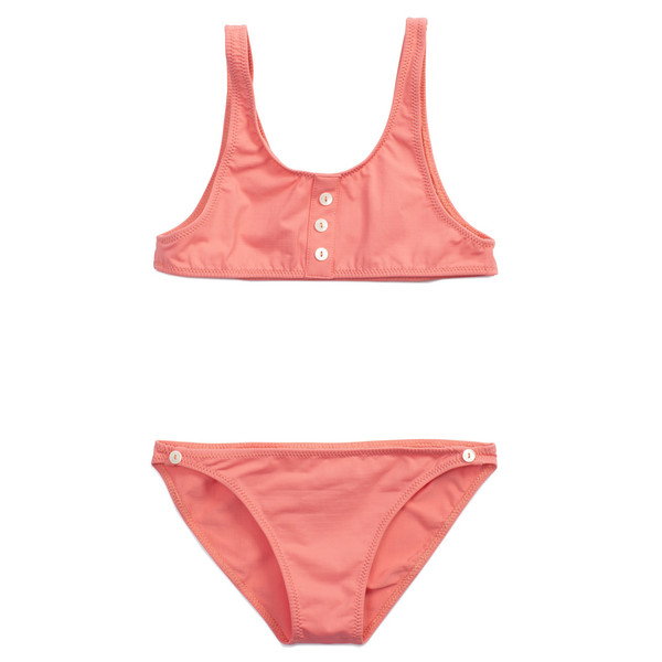 Pacific Rainbow Salome Swimsuit Bubble Gum