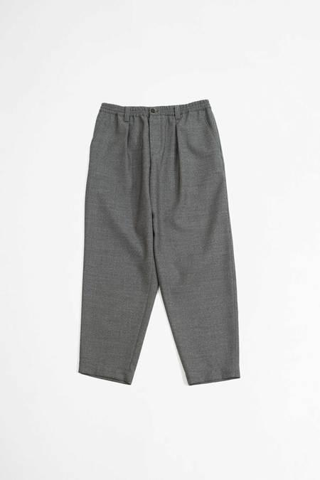 Marni Elasticated Waist Band Trousers - Grey Melange