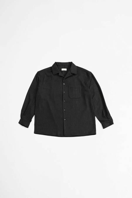 EDITIONS M.R. Regis overshirt - charcoal