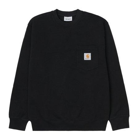 Carhartt Wip Pocket Sweat - Black