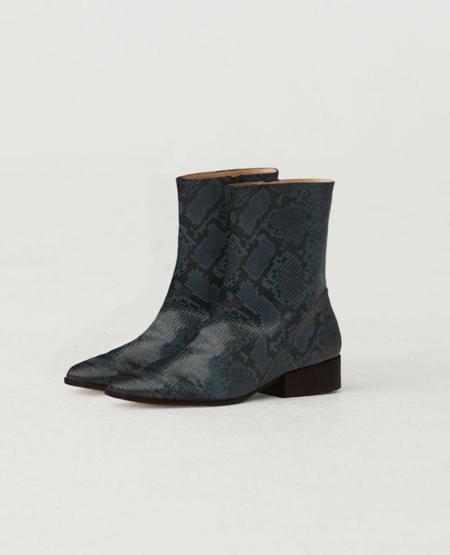 Paloma Wool Edna Boot - Dark Navy