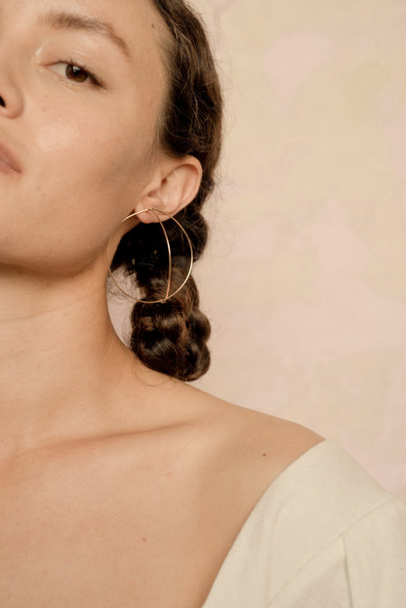 Eyde odelia earrings - 14k gold filled