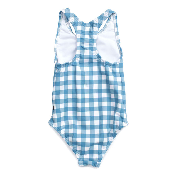 Oeuf Tank Bathing Suit Gingham