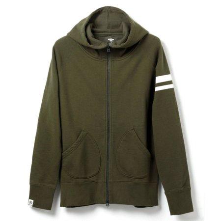 Momotaro Jeans Momotaro GTB Heavyweight Zip Up Hoody -
