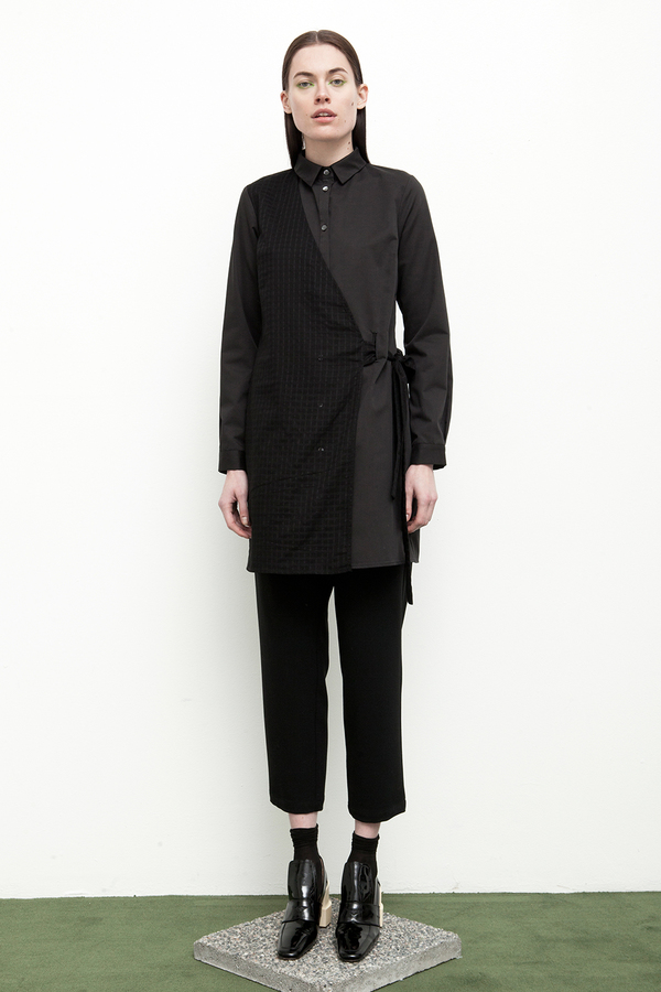 Silvae ALBERS SHIRT DRESS