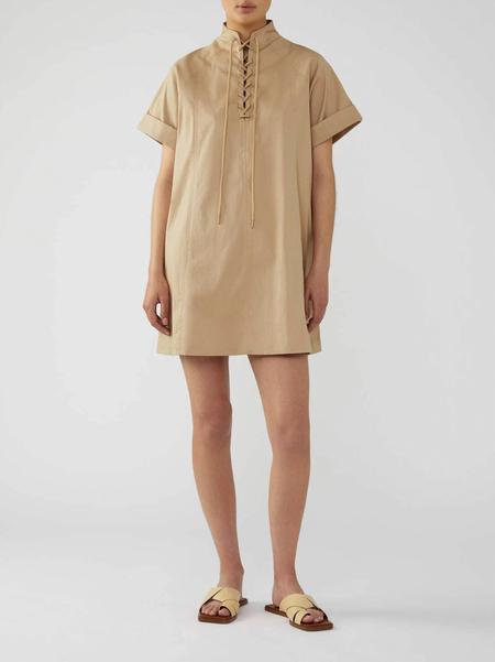 Camilla and Marc Monte Mini Dress - beige