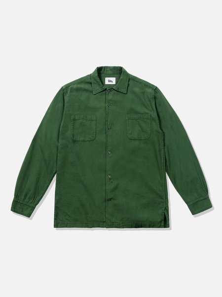 General Admission Flannel Shirt - Green