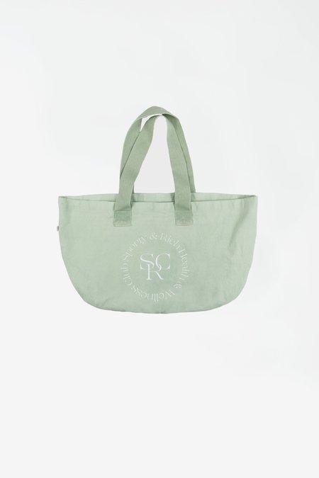 Sporty & Rich SRHWC Tote Bag - Mint Cream