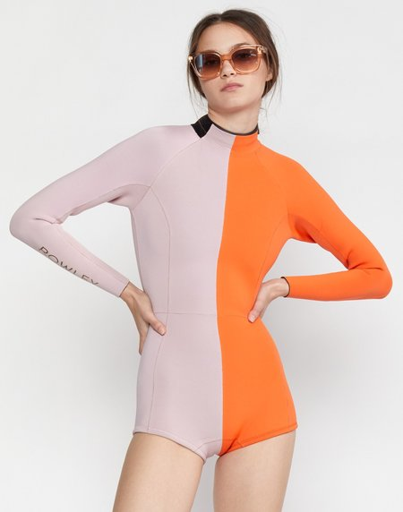 Cynthia Rowley Logan Long Sleeve Wetsuit