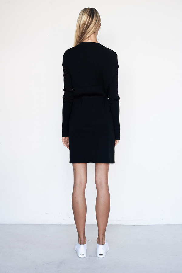 D.EFECT Modal Fae Slash Sweater