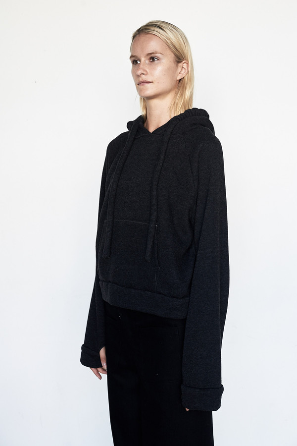 Assembly New York Over-dyed Brookings Oversized Hoodie