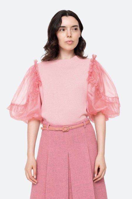 NEWMA Sea Nuria Sweater - Pink