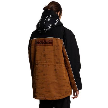 NAPA BY MARTINE ROSE Epoch 4.0 jacket - brown