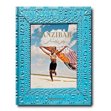 Assouline Zanzibar Book