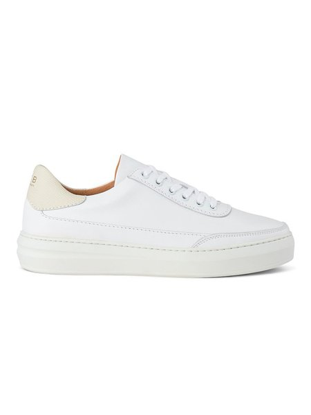 Shoe the Bear Aren Leather Sneakers - White
