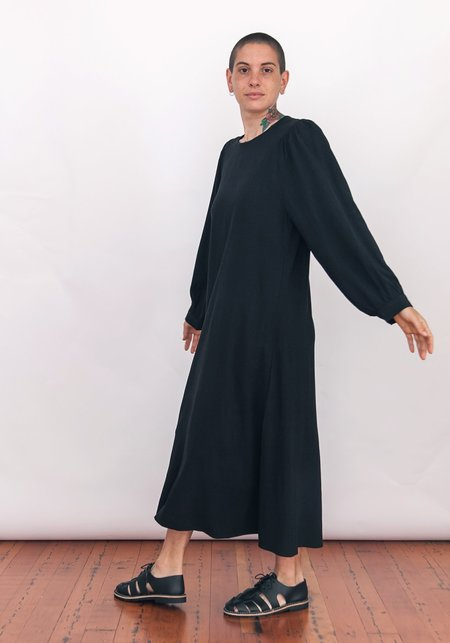 Ali Golden PIRATE DRESS - BLACK