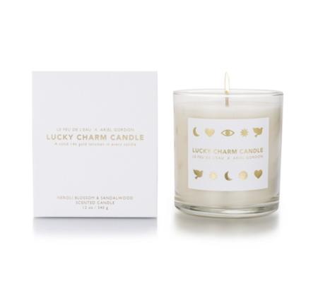 Le Feu De L'Eau Lucky Charm Candle