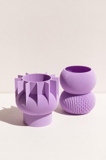 UAU Project S Vase 5 - lilac