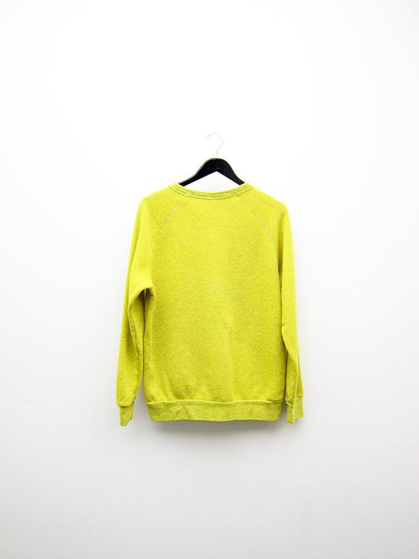 Unisex Audrey Louise Reynolds Sweatshirt, Yellow