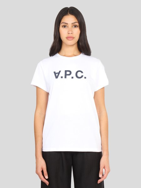 A.P.C. T-Shirt VPC - white