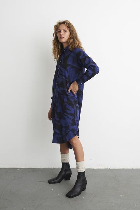 Osei Duro Causa Dress - Rorschach