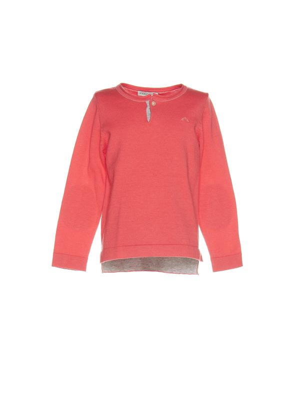 Nanos Coral Sweater - Coucou Boston