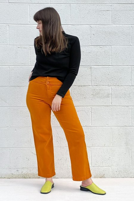 North Of West Monica High Rise Jean - Spice