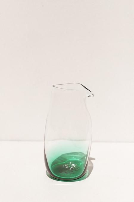 Lope Home Pitcher - Emerald
