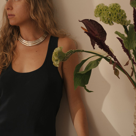 AGMES Lena Collar Necklace