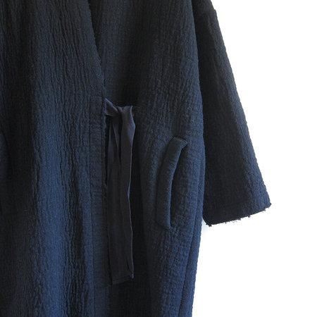 Elsa Esturgie Devisage Coat - Black