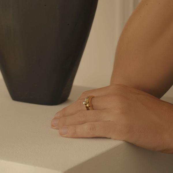 AGMES Natalie Ring