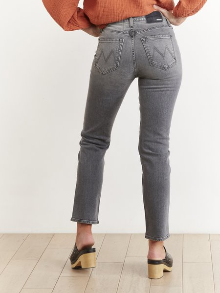 Mother Denim Mother Tomcat Ankle Jeans - Hitting The Pavement