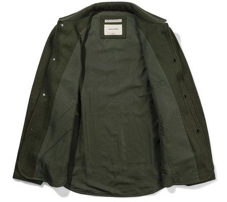 Native North Wool Workmen Jacket - Green