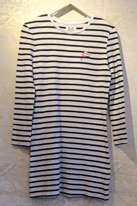 Zoe Karssen 'Bingo' 3/4 Sleeve Dress