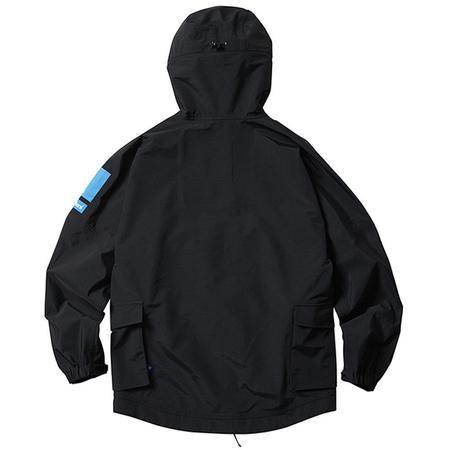 Liberaiders Alpinist 3Layer Jacket - Black