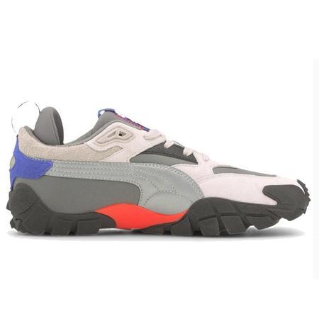 Puma Centaur Attempt Sneaker - Steel Gray/Puma Silver