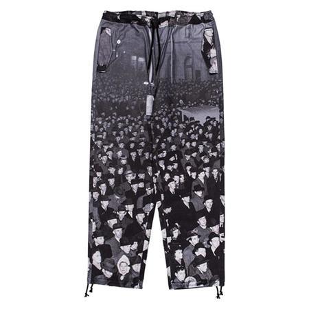 PLEASURES Crowd Pants - Black