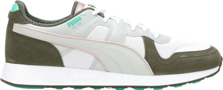 Puma Emory Jones x RS-100 Bet on Yourself Sneaker - White